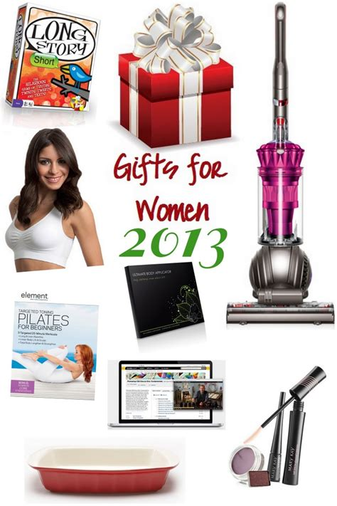best gift ideas for women women s gift guide 2013 top gifts for her this season