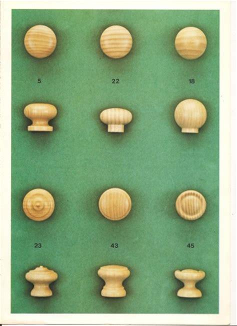 pomelli di legno manigliette e pomoli in legno meda