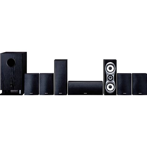 onkyo sks ht540 7 1 home theater surround sound system sks