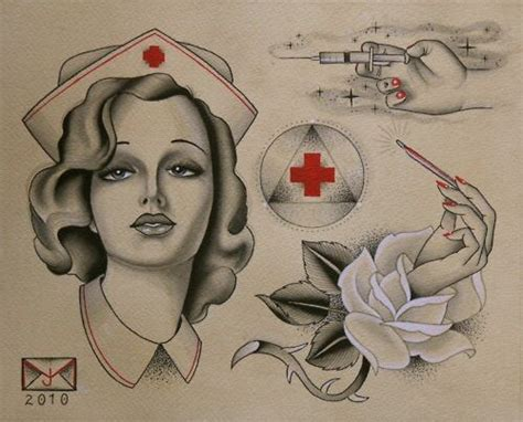 old school nurse tattoo meaning 115 best nurse tattoos images on pinterest nursing