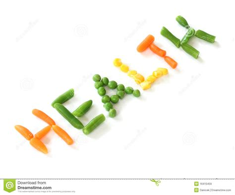 l word vegetables word health from vegetable stock image image of noone