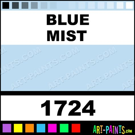 blue mist prism foam styrofoam foamy paints 1724 blue mist paint blue mist color palmer