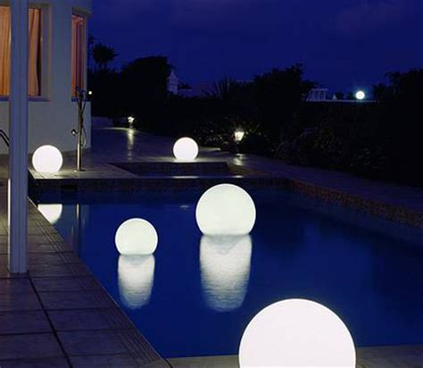 Backyard Pool Lighting Swimming Pool Lighting Options For Your Backyard