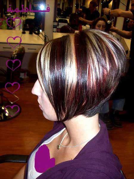 short hairstyles color streaks great hair colors for short hair short haircuts short