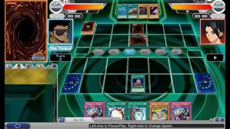 tutorial yugioh online yu gi oh online 3 duel accelerator final day part 1
