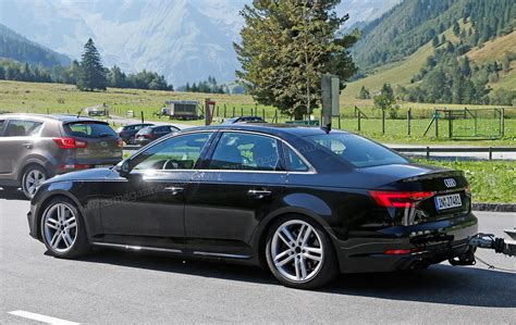 Neuer Audi S4 by New 2016 Audi S4 Spied With Barely Any Disguise By Car