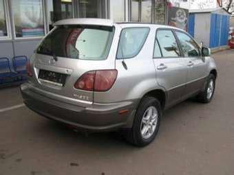 1999 lexus rx300 price 1999 lexus rx300 p1354 autos weblog