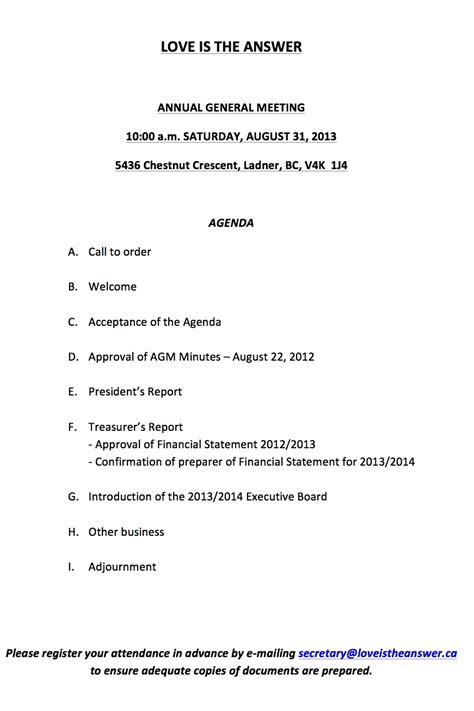 agenda for agm template searches related to agm agenda images frompo