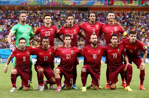 World Cup Portugal top 10 team most expensive squads at the 2014 fifa world
