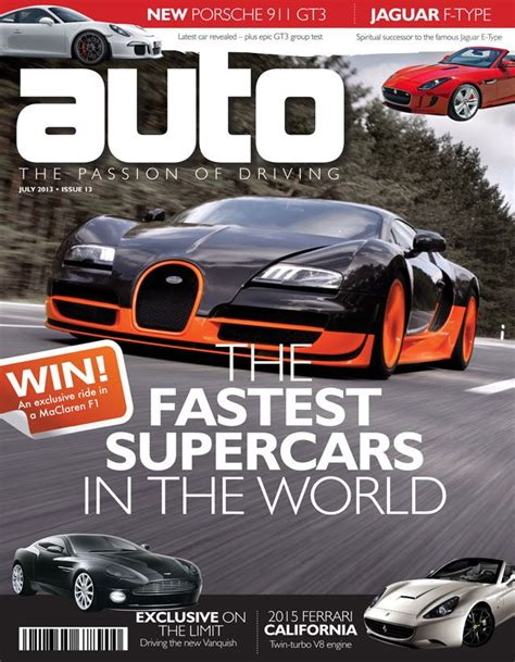 auto car magazine magazine layouts pinterest car