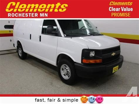 how cars run 1997 chevrolet express 2500 electronic toll collection 2016 chevrolet express cargo 2500 2500 3dr cargo van w 1wt for sale in rochester minnesota