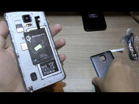 samsung galaxy note 4 wireless charging youtube