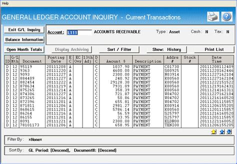 balance column in accounts general ledger erpnext discuss frappe