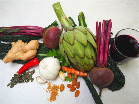 Food Is Detoxing A Myth by 6 Top Foods For Detoxing Eat Drink Live Well