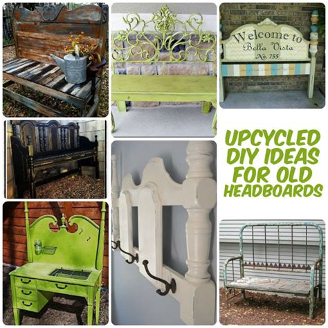 Christmas Home Decor 2014 by 32 New Upcycled Diy Ideas For Old Headboards