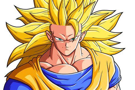 imagenes de goku transformandose en ssj3 el cabello de goku ssj3 no se ve tan fabuloso en la vida real