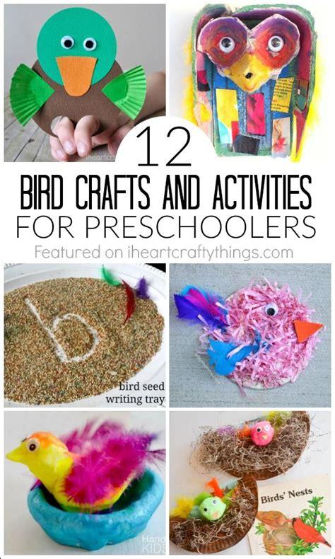 kindergarten activities birds 12 bird crafts and activities for preschoolers crafts