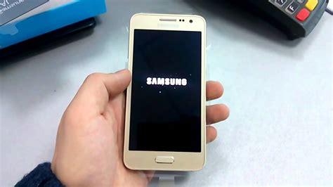 Hp Samsung A3 Gold samsung sm a300 galaxy a3