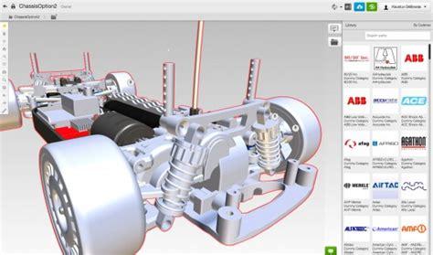 cadenas partsolutions solidworks sunglass adds cadenas partsolutions 1 million item 3d
