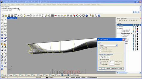 rhino tutorial rapid ship hull modeling youtube - Tekne Navigasyon Programı