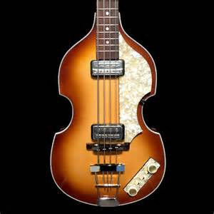 violin bass hofner h500 1 62 0 1962 reissue violin bass sunburst