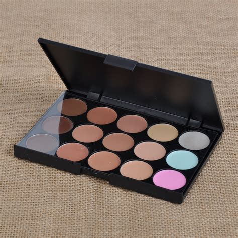 harga spesifikasi 15 color make up highlight contour