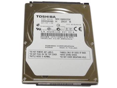Hardisk Eksternal Toshiba 160gb goharddrive toshiba mk1665gsx 160gb 8mb cache 5400rpm sata 3 0gbps notebook drive