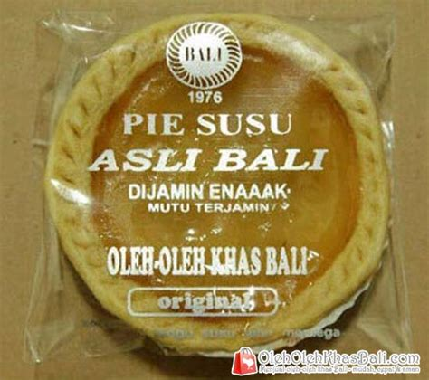 Pie Dewata Bali pie bali khas asli bali enak the knownledge