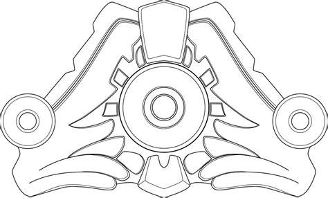 dragon trainer lulu goldplate template by kittyjedrys on