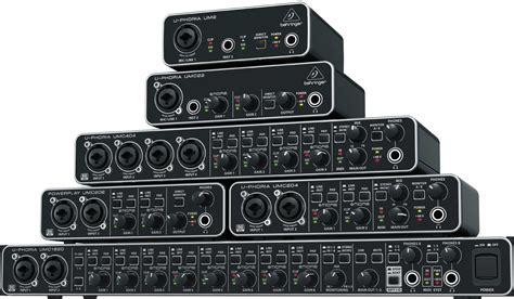 Soundcrad Behringer Umc 202 Hd کارت صدا بهرینگر behringer u phoria umc202hd usb 2 0 audio interface