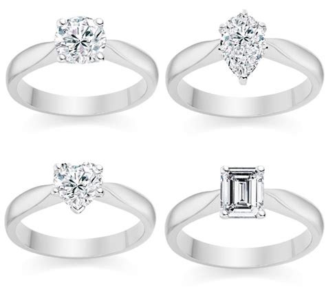 engagement ring shape and meanings