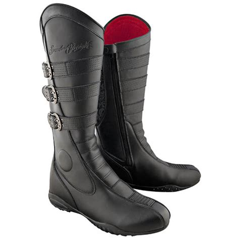 womens bike riding boots women s leather motorcycle boots