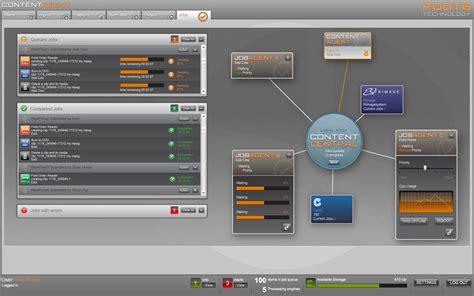 ui layout unit content content agent ui design heavylight design