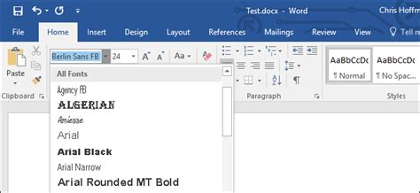 word cannot open this document template how to embed fonts in a microsoft word document