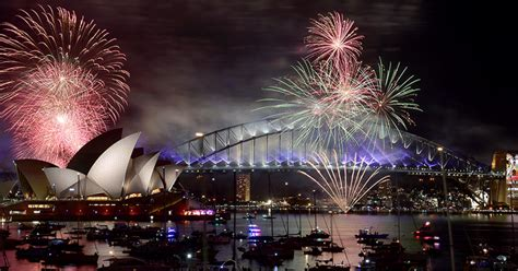 see all the incredible new year s celebrations around the