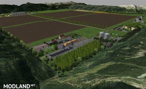 european ls in usa big european map v 1 0 mod for farming simulator 2015 15