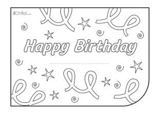 black and white birthday card template free cars happy birthday cards printable black and white
