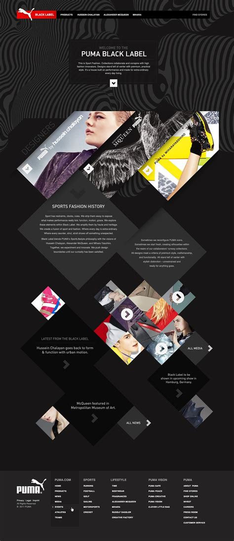 design inspiration from up north web design inspiration 873 from up north