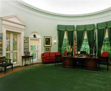 redesign oval office jgwa architects harry s truman library