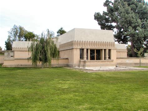 Hollyhock House by Frank Lloyd Wright Hollyhock House Los Angeles California