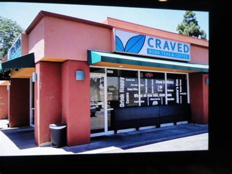 Craved Tea House Restaurant 16501 Brookhurst St In Fountain Valley Ca Tips And