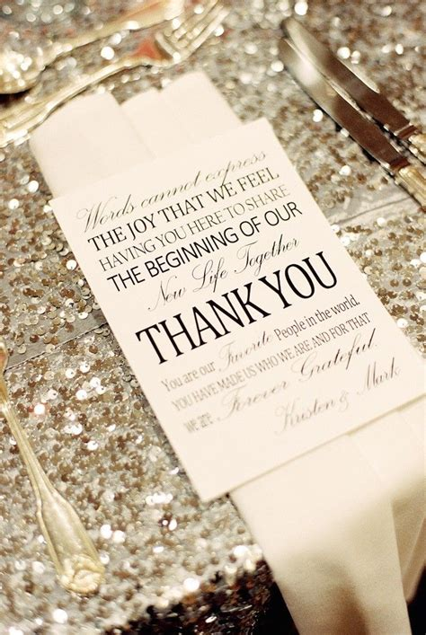 Thank You Letter Wedding the 25 best wedding thank you ideas on