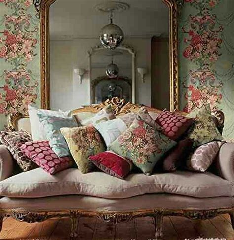 sofa laden style interior comfy sofa laden with cushions l