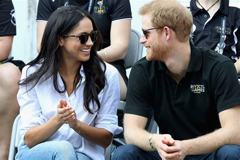 prince harry meghan markle prince harry crush on meghan markle for years before they