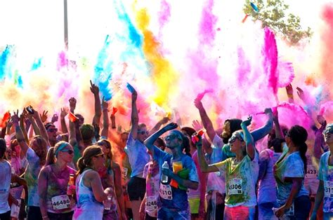 the color run dc 5ks worth running for dc clubbing