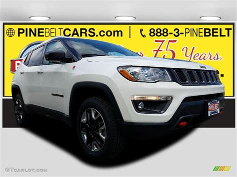 jeep compass trailhawk 2017 white 2017 bright white jeep compass trailhawk 4x4 120749207