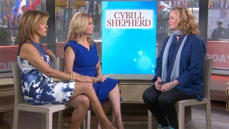 hoda and kathie lee ambush makeovers april 2015 cybill shepherd do you believe script made me cry
