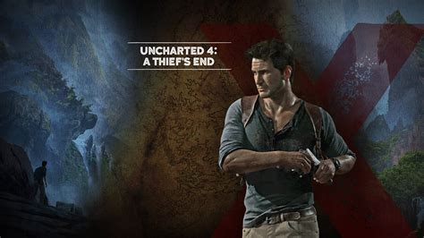 wallpaper 4k uncharted 4 uncharted 4 a thief s end wallpapers hd inspirationseek com