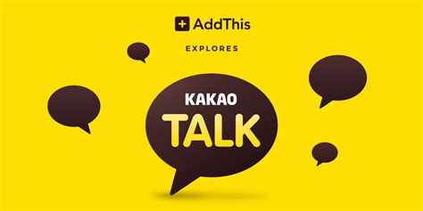 Termurah Pulpen Kakao Talk Friends What You Should About Kakaotalk Addthis