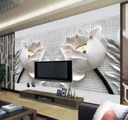 Wall Size Murals Aliexpress Com Buy Custom Any Size 3d Wall Mural